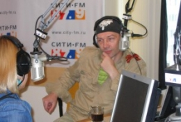 """Радио """"Сити ФМ"""" - 01"""