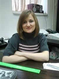 Рисунок профиля (Эльмира Кузьминых)